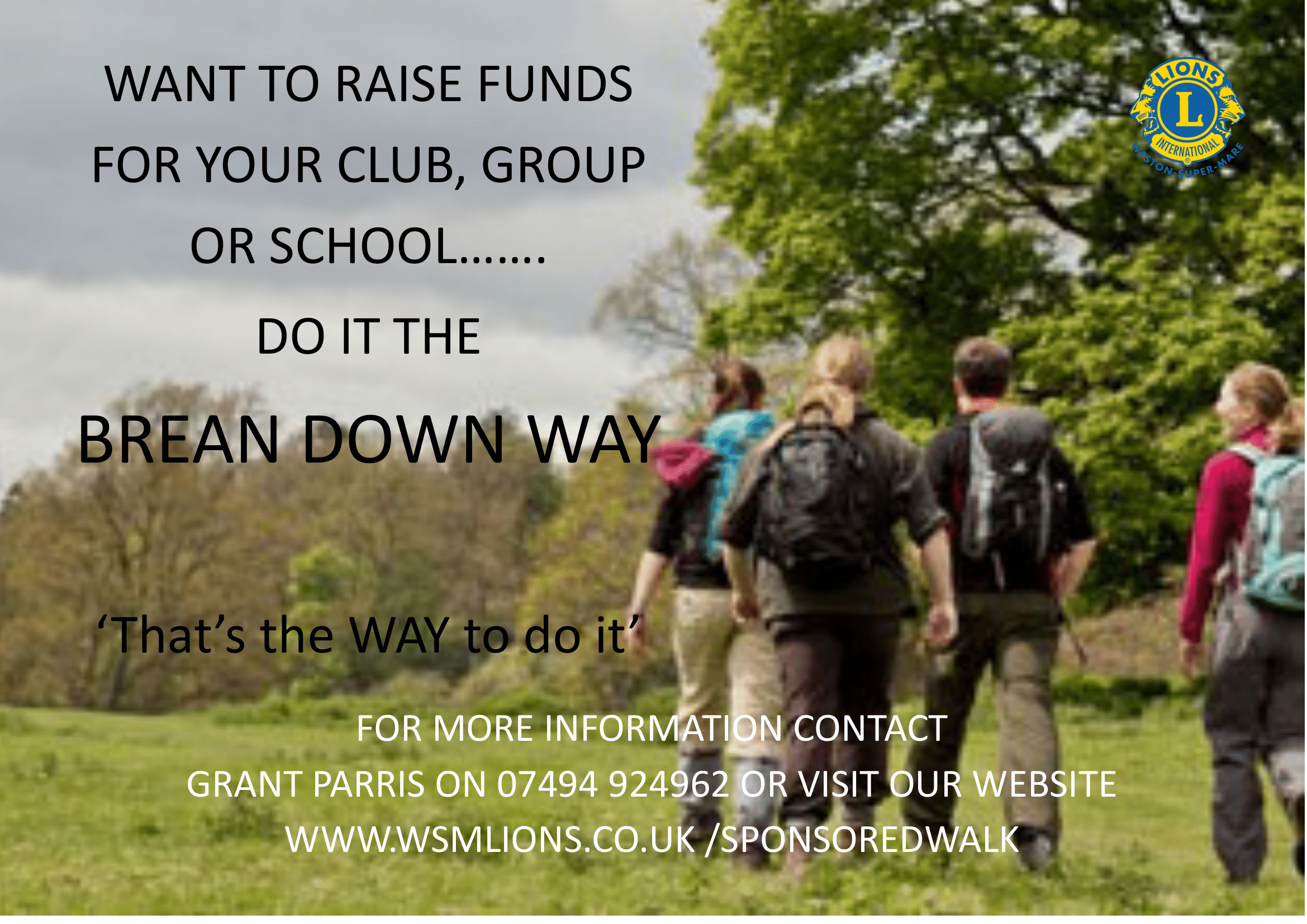 Read more about the article Charity Walk